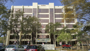 FWS certified 900 Building in Jacksonville